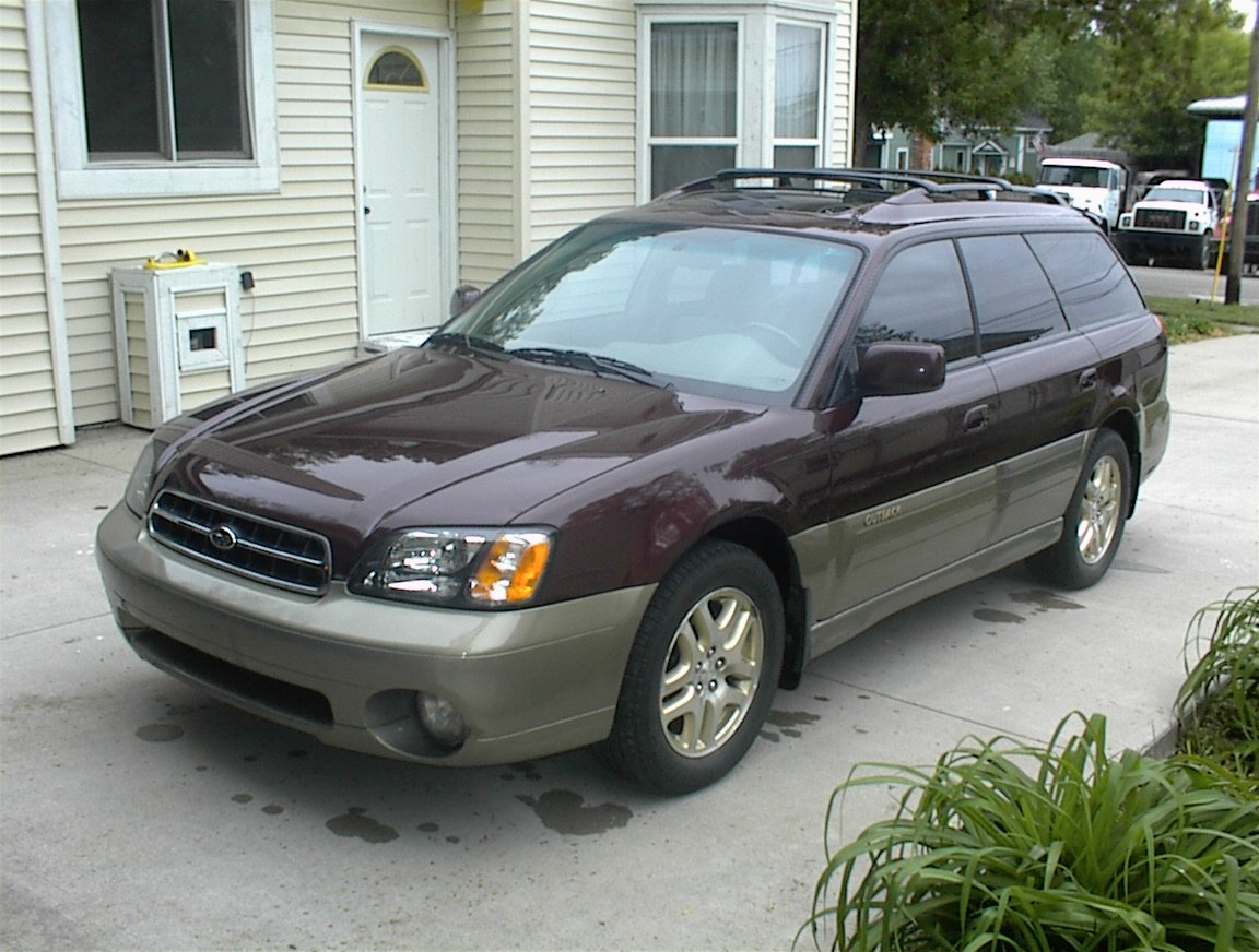 2000 subaru outback limited wagon the wagon. Black Bedroom Furniture Sets. Home Design Ideas